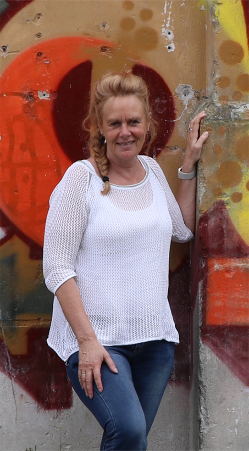 Astrid Klerk Lasjunas nagelstudio Haarlem